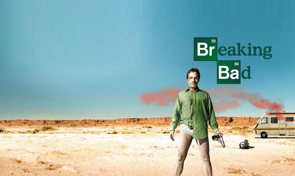Breaking Bad, la gran ganadora de los Emmy