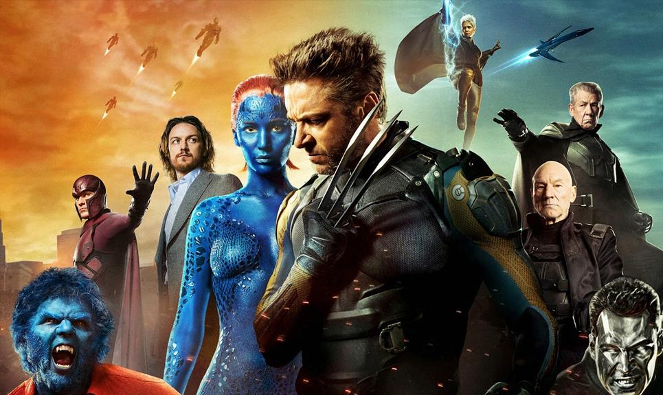 X-Men Días del futuro pasado (Subtitulada)