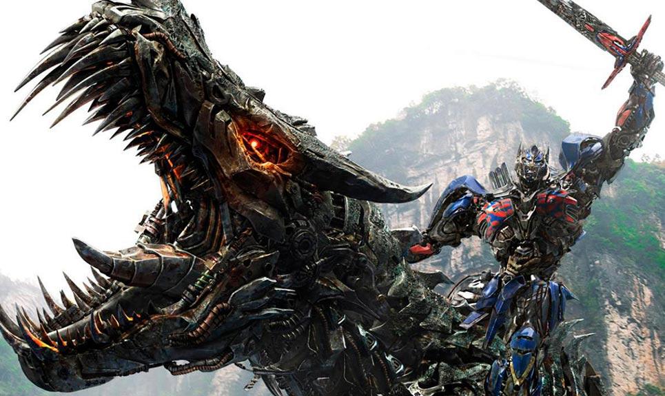Transformers: La era de la extinción (Sub)
