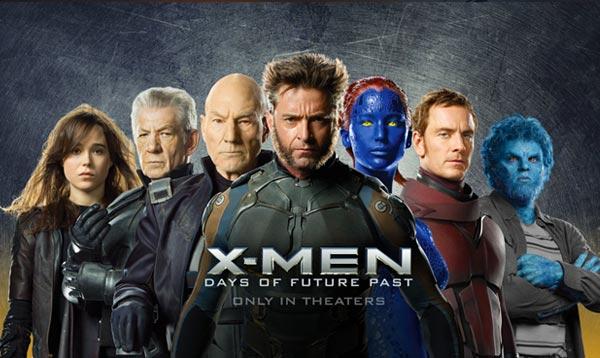 X-Men Días del futuro pasado (Sub)