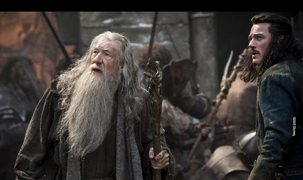 El Hobbit: La batalla de los cinco ejércitos (Sub)